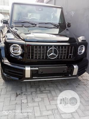 Mercedes-Benz G-Class 2020 Base G 550 AWD Black | Cars for sale in Lagos State, Lekki