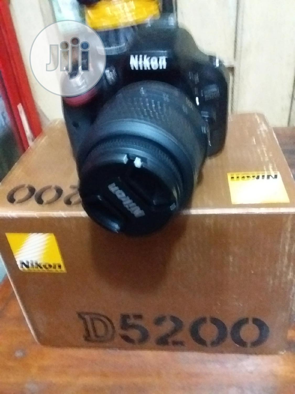 Professional Nikon D5200 Camera | Photo & Video Cameras for sale in Amuwo-Odofin, Lagos State, Nigeria