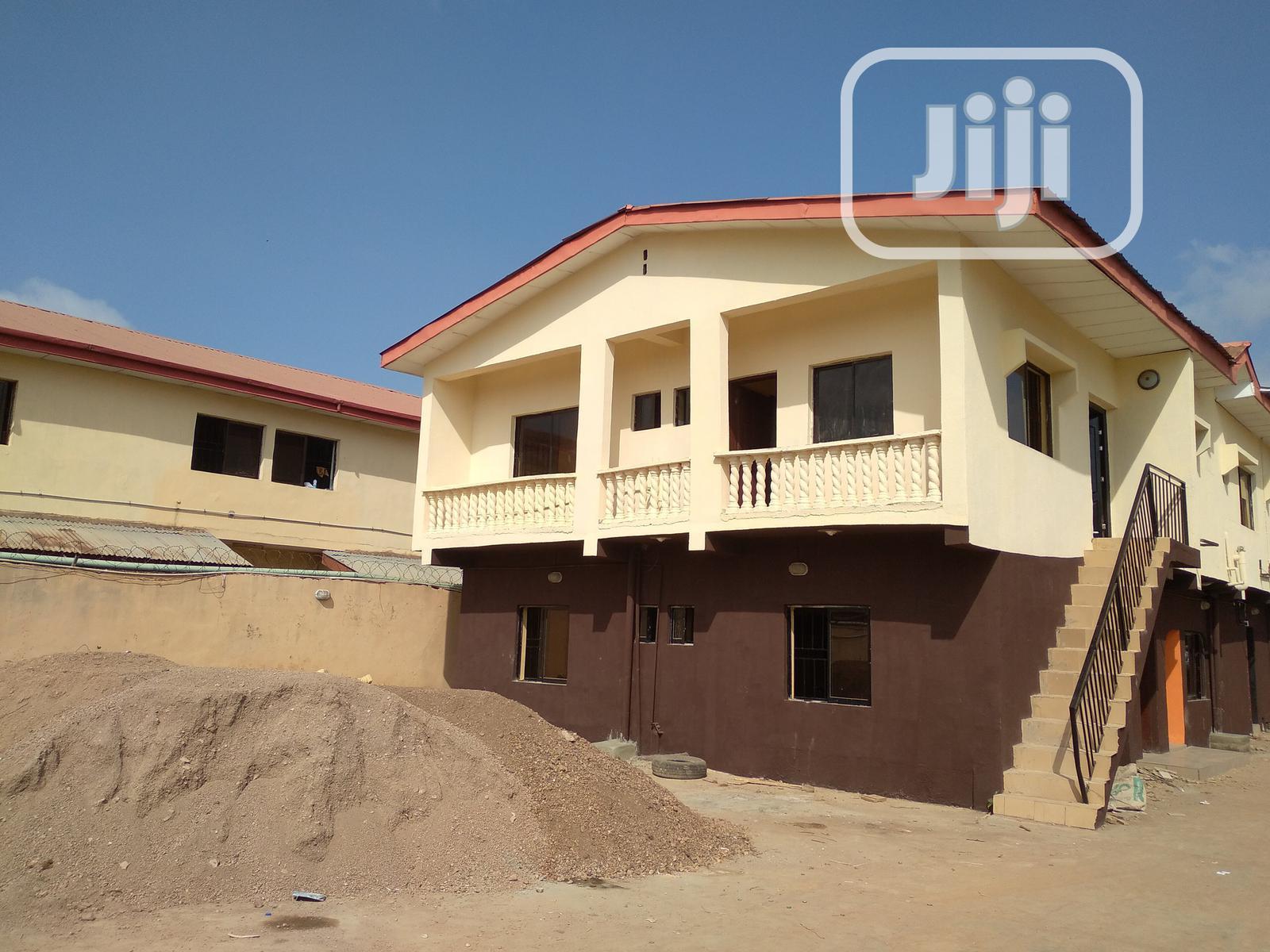 Commercial Office Building at Bodija Ibadan
