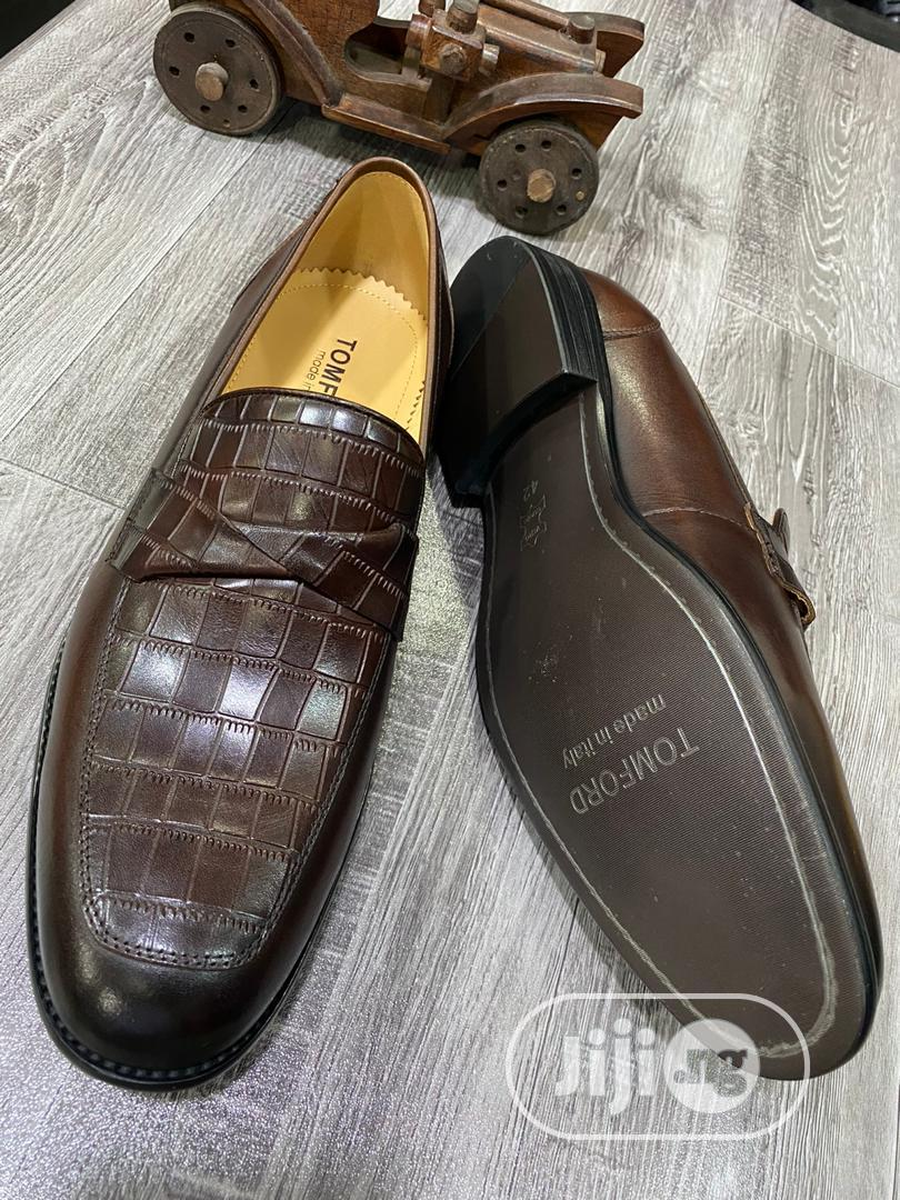 Archive: Tomford Pure Leather Shoes