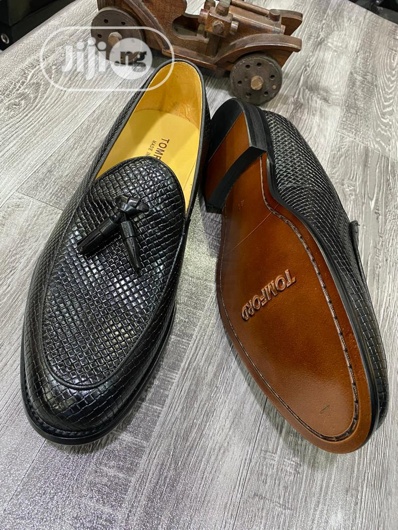 Archive: Tomford Men's Leather Shoes