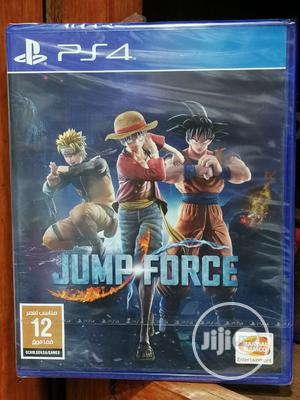 Jump Force (PS4) | Video Games for sale in Lagos State, Lagos Island (Eko)