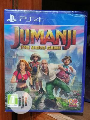 Jumanji:The Video Game (PS4)   Video Games for sale in Lagos State, Lagos Island (Eko)