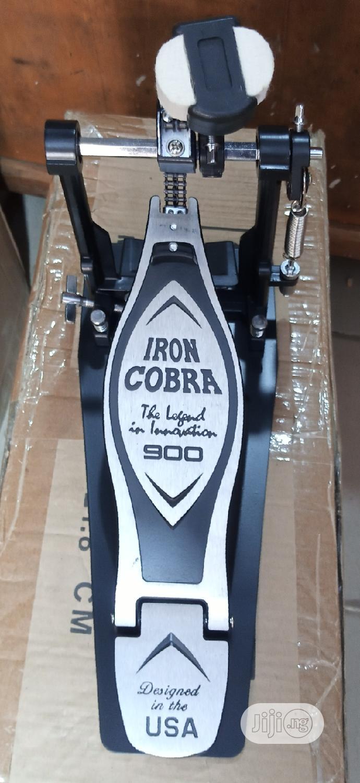 Drum Pedal..IRON COBRA