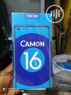 New Tecno Camon 16S 128 GB Red | Mobile Phones for sale in Lagos State, Ikeja