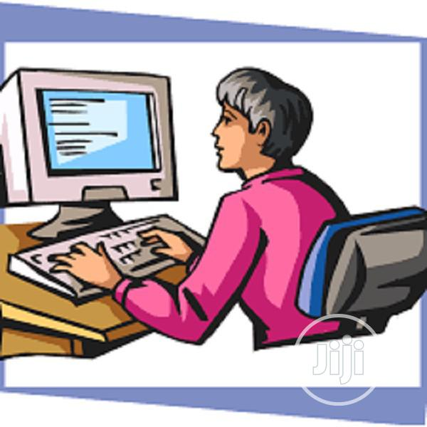 Archive: Computer Operator Is Needed For Immediate Employment