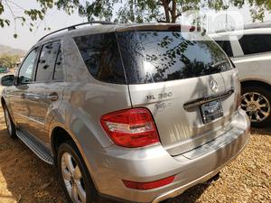 Mercedes-Benz M Class 2009 Gold | Cars for sale in Abuja (FCT) State, Asokoro