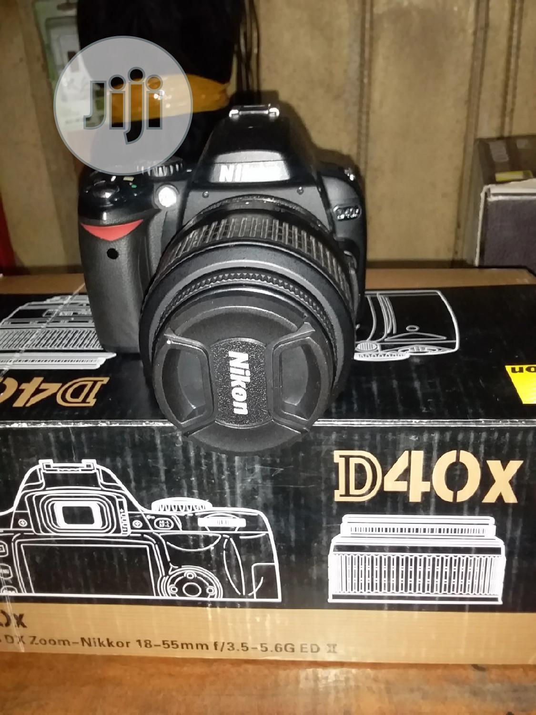 Nikon D40X