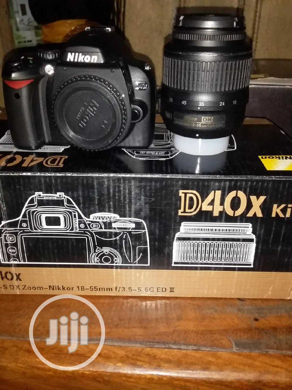 Nikon D40X   Photo & Video Cameras for sale in Amuwo-Odofin, Lagos State, Nigeria