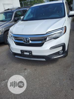 Honda Pilot 2020 Touring 7 Passenger AWD White   Cars for sale in Lagos State, Lekki