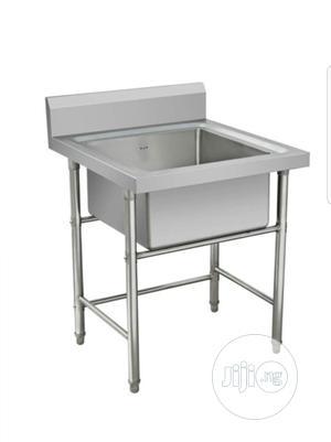 Single Bowl Sink | Restaurant & Catering Equipment for sale in Lagos State, Lagos Island (Eko)
