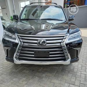 New Lexus LX 2020 Black | Cars for sale in Lagos State, Lagos Island (Eko)