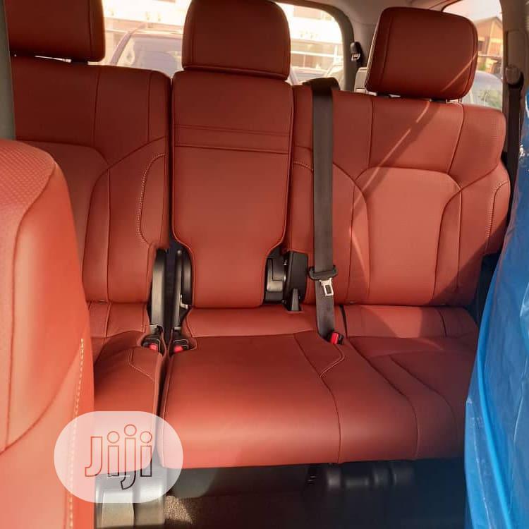 New Lexus LX 2020 570 Three-Row Black   Cars for sale in Lagos Island (Eko), Lagos State, Nigeria