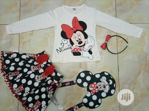 Minnie Mouse 4-In-1 Outfit | Children's Clothing for sale in Abuja (FCT) State, Gwarinpa