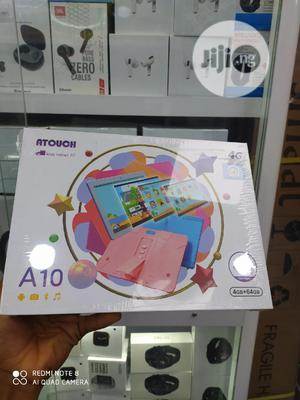 New Atouch A10 64 GB Blue | Tablets for sale in Lagos State, Ikeja
