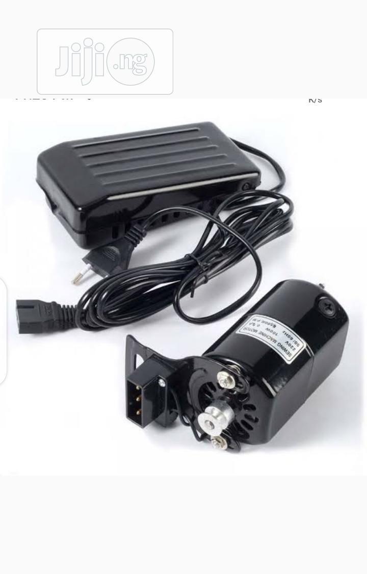 Sewing Machine Electric Motor | Home Appliances for sale in Lagos Island (Eko), Lagos State, Nigeria
