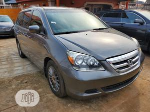Honda Odyssey 2007 Touring Gray | Cars for sale in Lagos State, Amuwo-Odofin