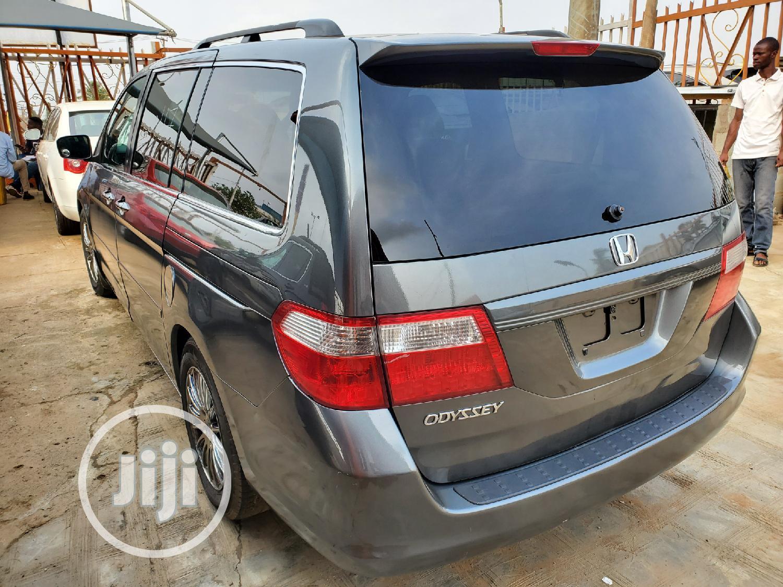 Honda Odyssey 2007 Touring Gray | Cars for sale in Amuwo-Odofin, Lagos State, Nigeria