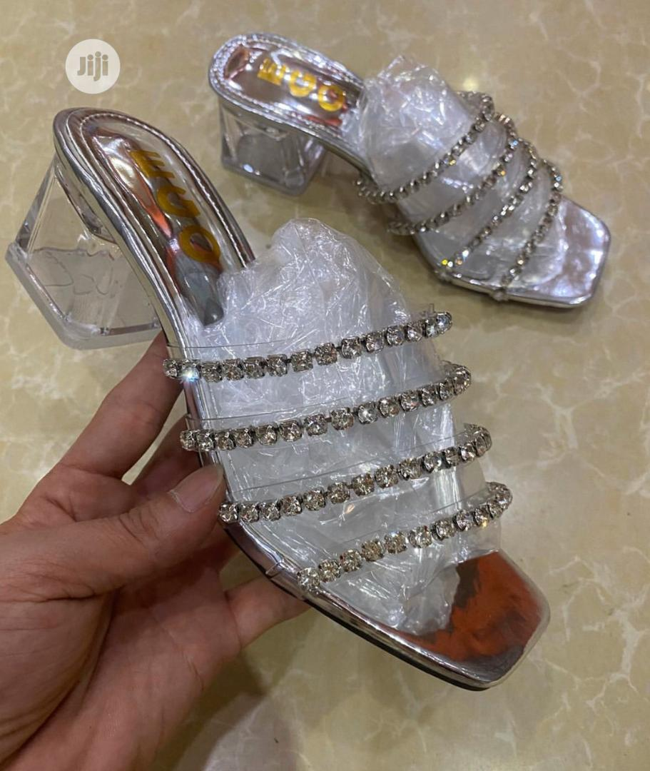 Ego Block Heels | Shoes for sale in Lagos Island (Eko), Lagos State, Nigeria