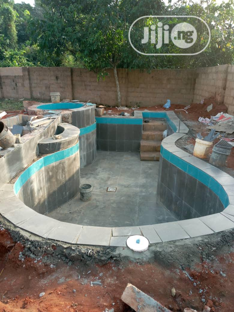 Affordable Swimming Pool Construction | Building & Trades Services for sale in Sapele, Delta State, Nigeria