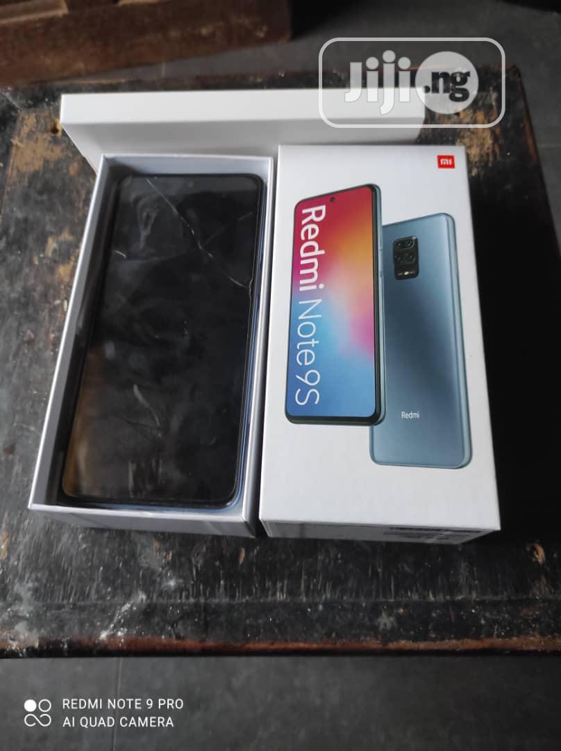 Xiaomi Redmi Note 9S 128 GB Green   Mobile Phones for sale in Ikpoba-Okha, Edo State, Nigeria