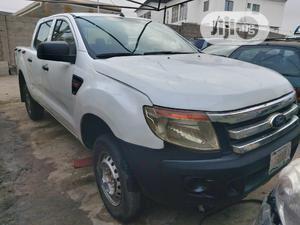 Ford Ranger 2014 White   Cars for sale in Lagos State, Ifako-Ijaiye
