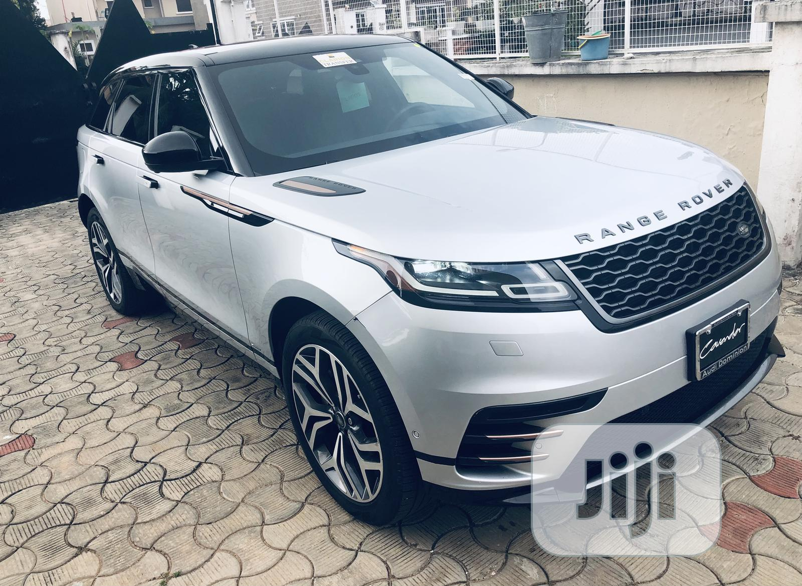 Land Rover Range Rover Velar 2018 P250 SE R-Dynamic 4x4 Gray | Cars for sale in Lekki, Lagos State, Nigeria
