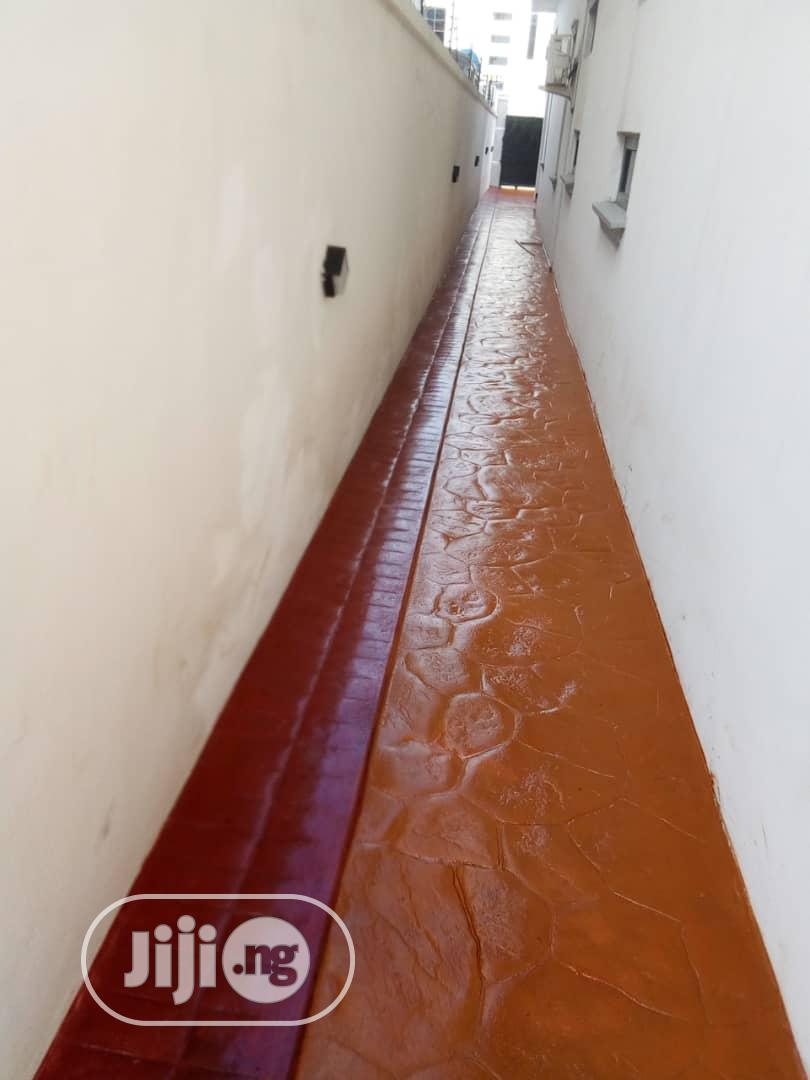 Quality, Durable And Affordable Concrete Stamped Floors