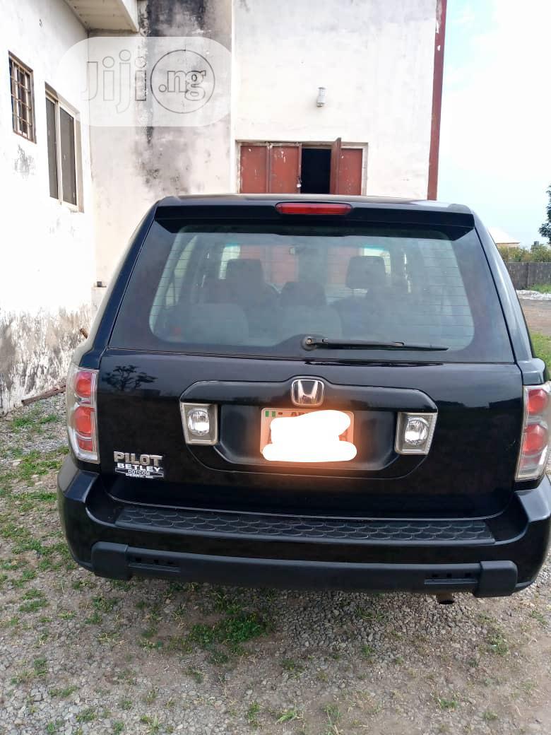 Honda Pilot 2006 Black | Cars for sale in Lugbe District, Abuja (FCT) State, Nigeria