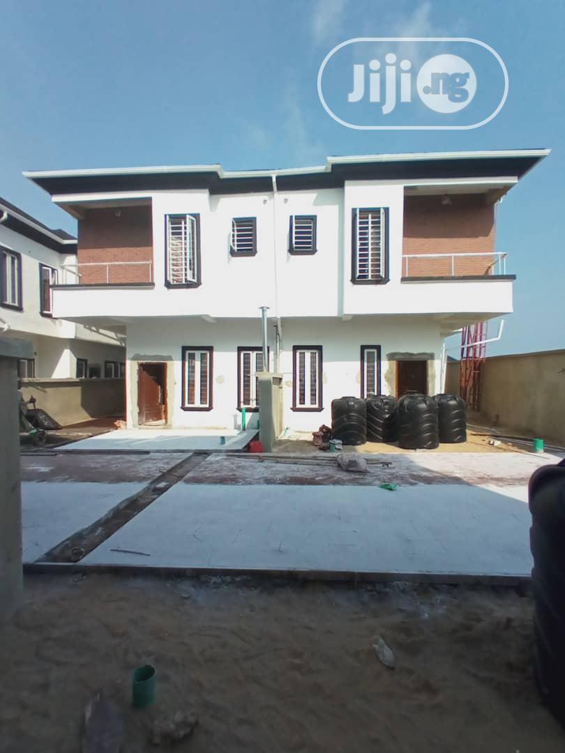 Spacious 4 Bedroom Duplex For Sale At Ikota Lekki Lagos