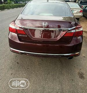 Honda Accord 2016 Red   Cars for sale in Lagos State, Lekki