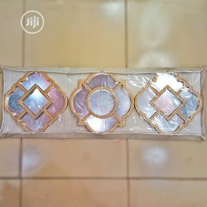 Wall Mirror Set 3 in 1   Home Accessories for sale in Lagos State, Alimosho