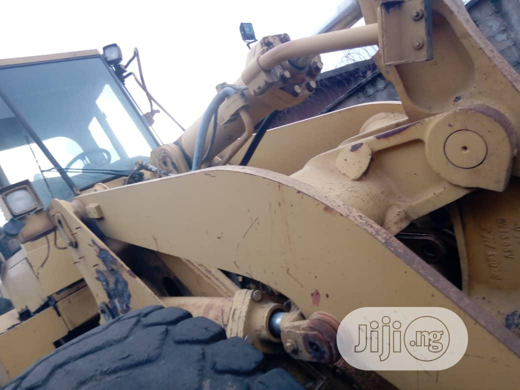 Archive: Caterpillar Payloader 966C Tokunbo For Sale