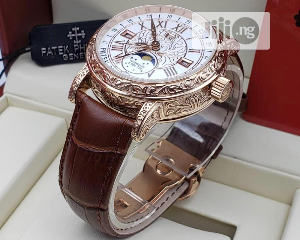 Patek Philippe Chronograph Wristwatch