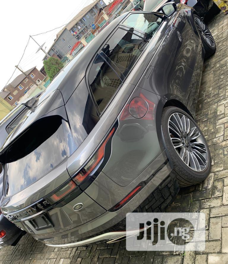 Archive: Land Rover Range Rover Velar 2019 P380 HSE R-Dynamic 4x4 Gray