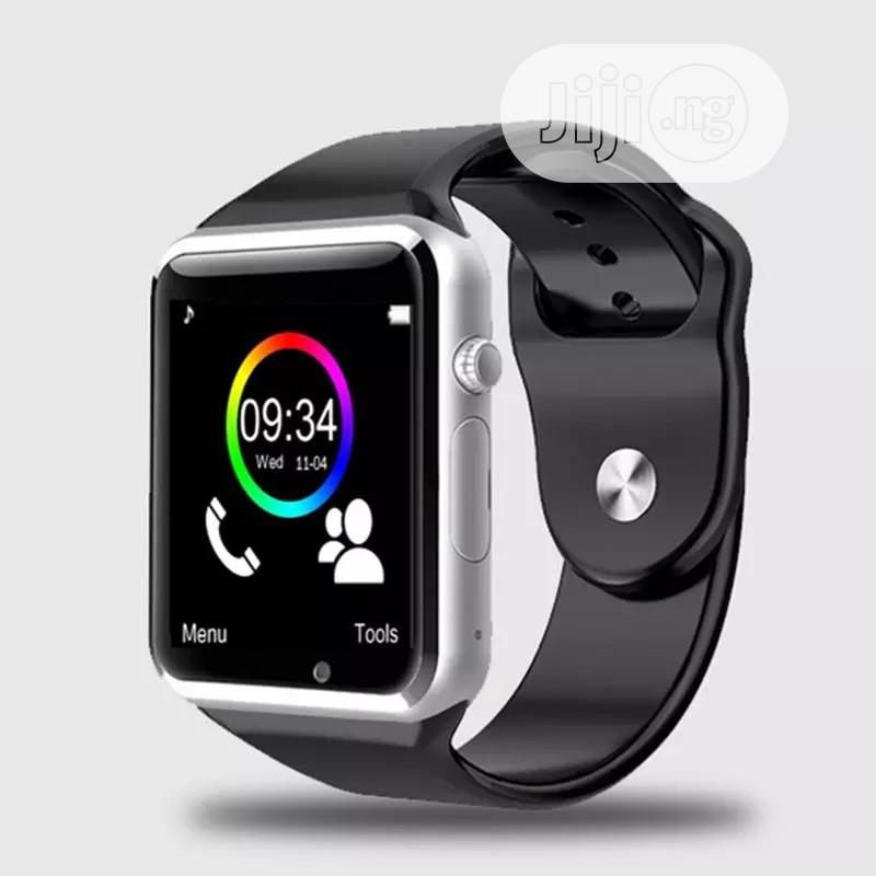 A1 Smartwatch, Fitness Tracker, Support SIM Card/Phone Call.