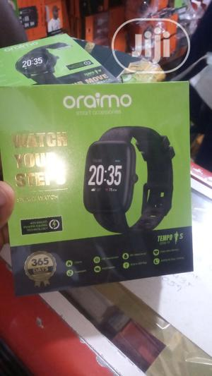 Oraimo Smart Watch OSW 11   Smart Watches & Trackers for sale in Lagos State, Ikeja