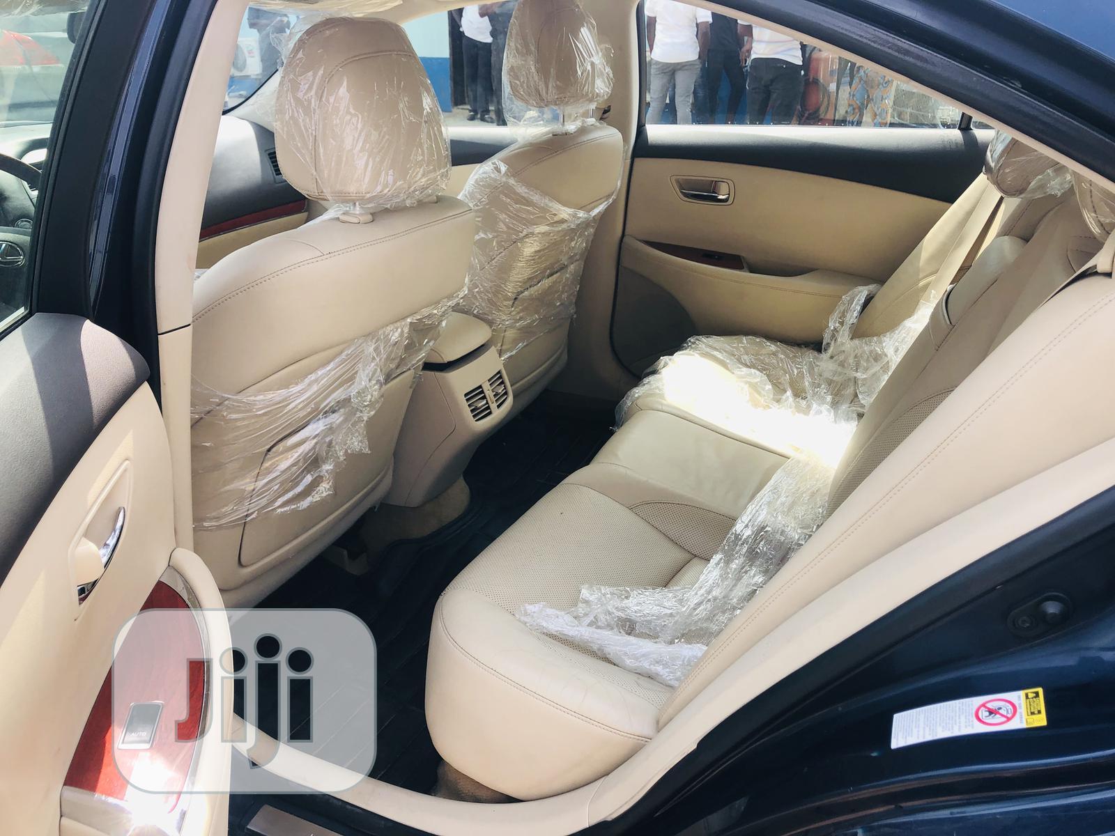 Archive: Lexus ES 2012 350 Blue