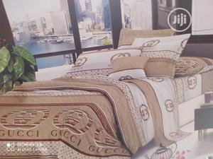 Designer Duvet,Bedsheet With 4 Pillowcases | Home Accessories for sale in Lagos State, Ikeja