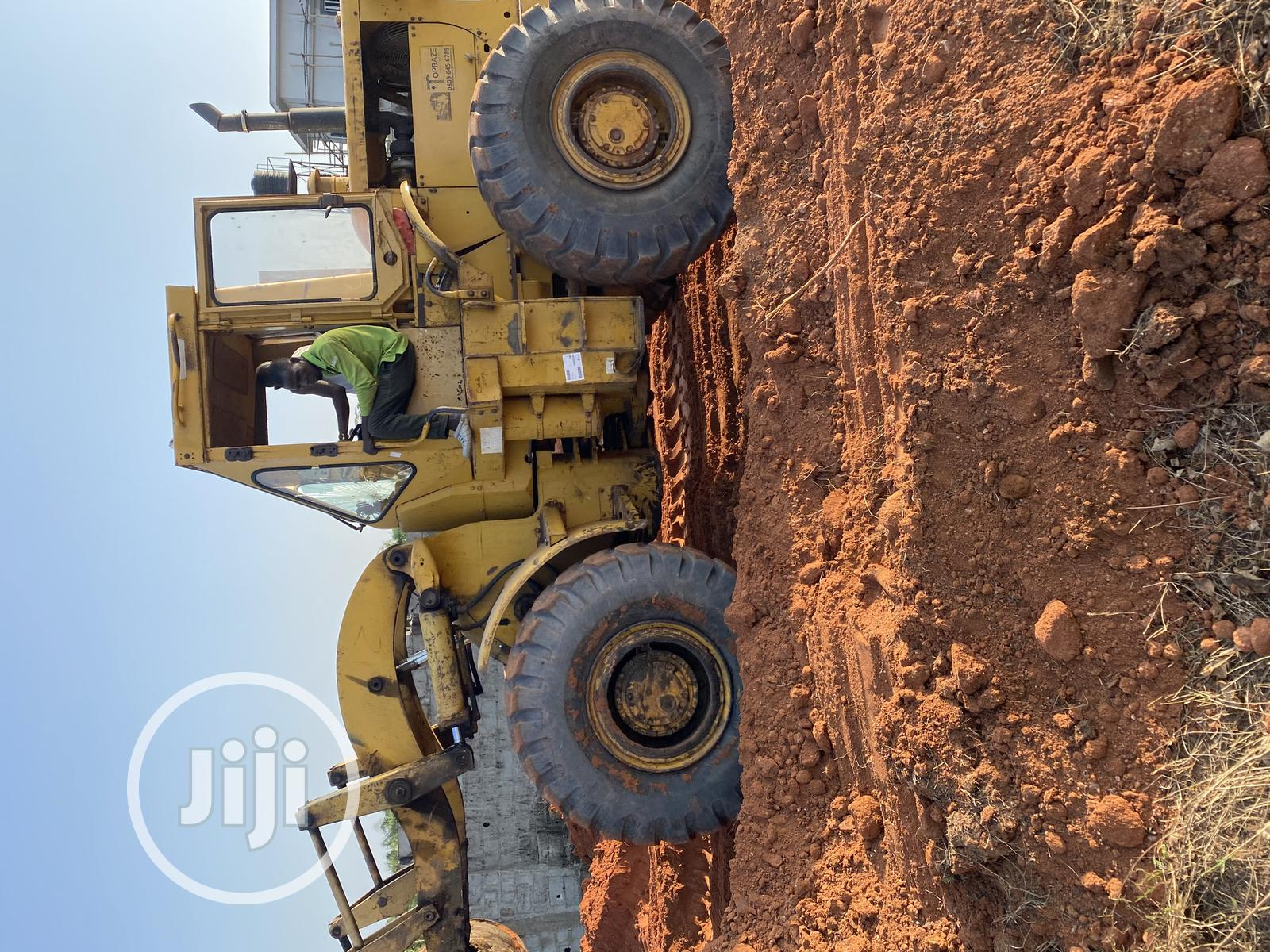 Payloader For Hire | Automotive Services for sale in Epe, Lagos State, Nigeria