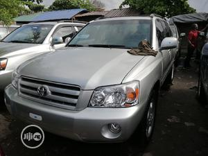 Toyota Highlander 2005 Silver   Cars for sale in Lagos State, Apapa