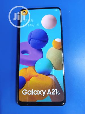 New Samsung Galaxy A21s 64 GB Silver | Mobile Phones for sale in Lagos State, Ikeja