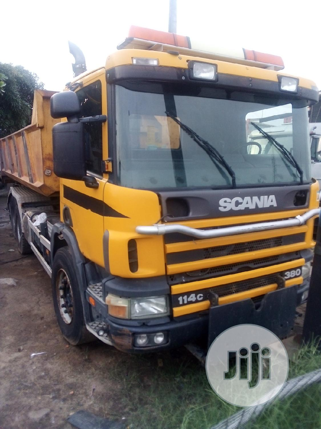 Scania Tipper | Trucks & Trailers for sale in Amuwo-Odofin, Lagos State, Nigeria