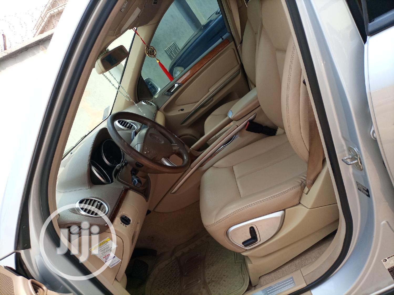 Mercedes-Benz GL Class 2007 GL 450 Silver | Cars for sale in Enugu, Enugu State, Nigeria