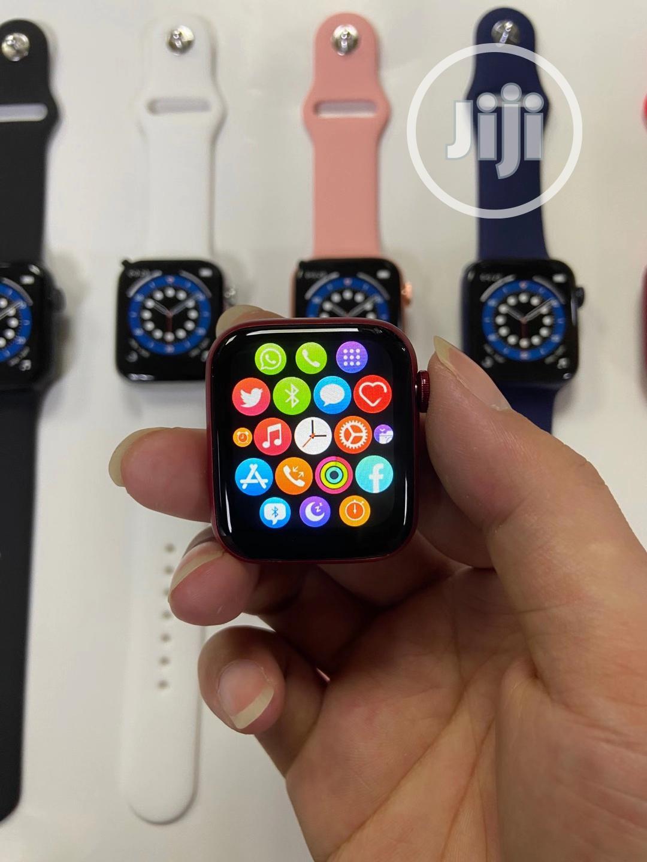 T500+ Plus Hiwatch 6 Series 6 IWO 13 Smart Watch