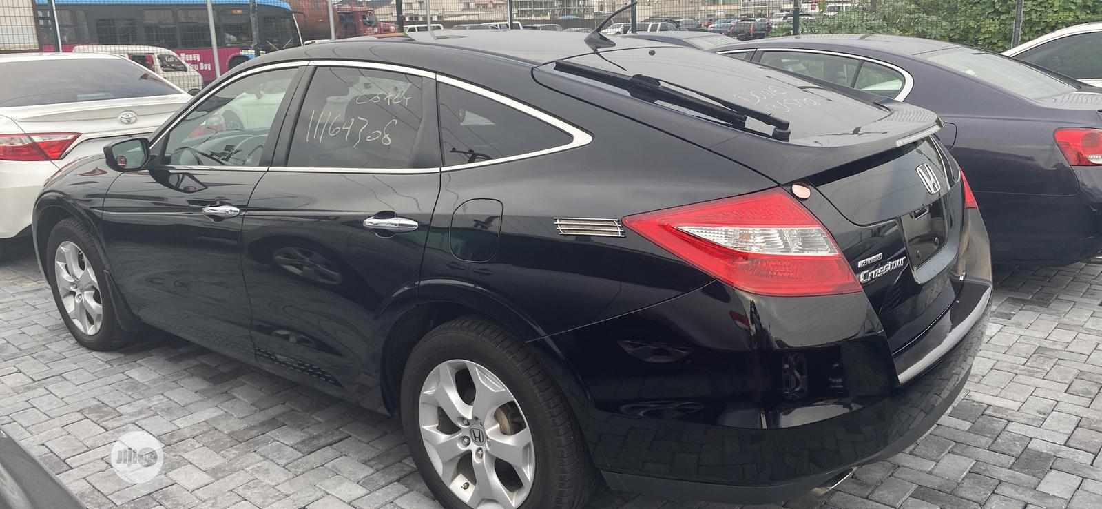Honda Accord CrossTour 2010 EX-L AWD Black | Cars for sale in Lekki, Lagos State, Nigeria