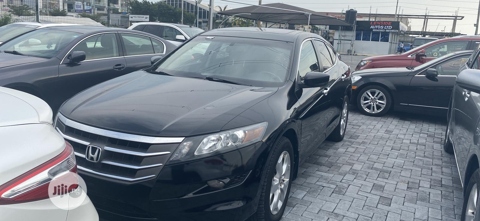 Honda Accord CrossTour 2010 EX-L AWD Black