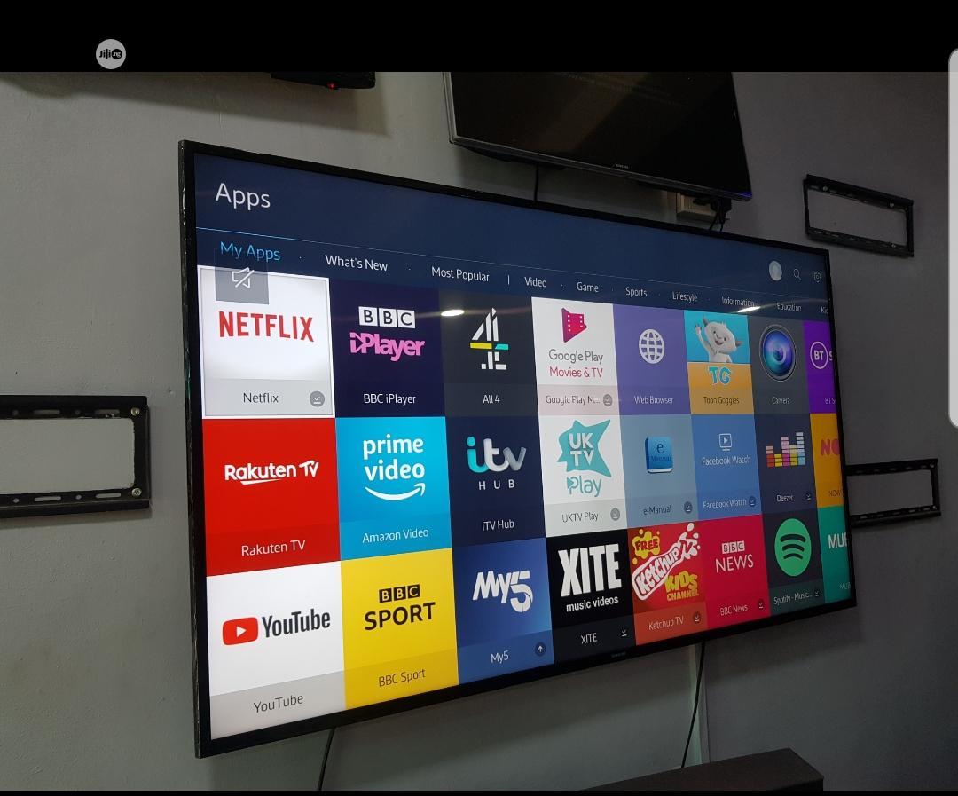 Samsung Smart TV 75inches UHD 4k | TV & DVD Equipment for sale in Ojota, Lagos State, Nigeria