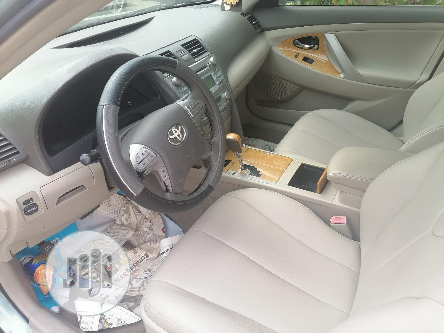 Toyota Camry 2008 Green | Cars for sale in Alimosho, Lagos State, Nigeria