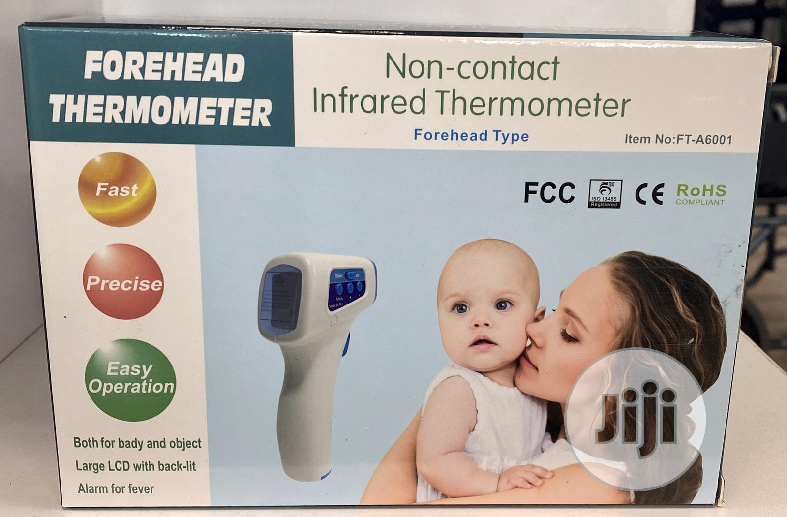 Non-contact Infrared Thermometer | Medical Equipment for sale in Port-Harcourt, Rivers State, Nigeria
